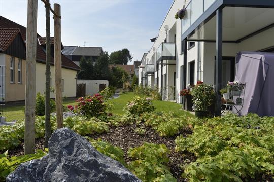 Senioren- WG | Alternative zum Pflegeheim mitten in der Natur! Stellplatz 3
